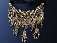 Chiirya necklace, Djerba (Tunisia)