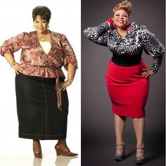 Marvelous Riska Crowder Is Tamela Manns Make Up Artist Lately As Tamela Hairstyle Inspiration Daily Dogsangcom