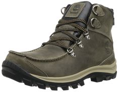 Timberland Men's Chillberg Mid Insulated Boot  -Grey