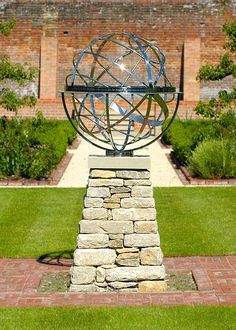 Ordinaire Stainless Steel Armillary Sphere Metal Sculptures, Yard Sculptures, Garden  Sculpture, Formal Gardens,