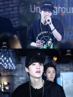 Suga, BTS' official facebook update