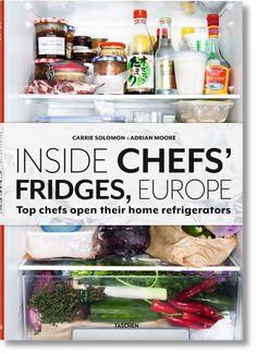 Echa un vistazo al refrigerador de algunos de los mejores chefs del mundo.