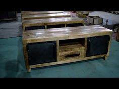 New Designs in Industrial Vintage Mango Wooden Furniture from Jodhpur |...
