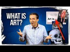Elements of Art: Line Middle School Art, Art School, Art Doodle, Ms Project, Art Videos For Kids, Art Criticism, Ecole Art, Art Curriculum, Principles Of Art