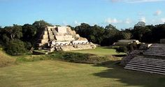 Altun Ha Mayan ruins.  Such a cool place!  Enjoyed the visit immensely!