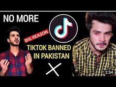 Tiktok Banned in Pakistan || Why Tiktok banned in Pakistan🔥🔥🔥 - YouTube Smartphone Reviews, Pakistan, Music, Youtube, Musica, Musik, Muziek, Music Activities, Youtubers