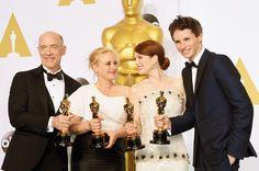 J.K. Simmons Photos: 87th Annual Academy Awards - Press Room