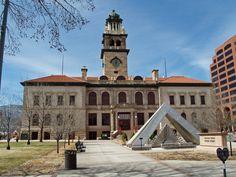 Colorado Springs Pioneers Museum in Colorado Springs, CO