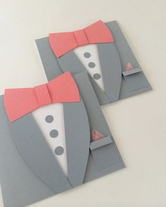 Gray Groomsmen Invitations. Bow Tie Will you be my Best Man / Groomsman Wedding Party Card on Etsy, $5.50