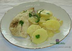 Filetti di merluzzo con patate