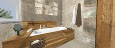 Wellness bathroom Bathrooms, Bathtub, Wellness, Standing Bath, Bathtubs, Bathroom, Full Bath, Bath Tube, Bath