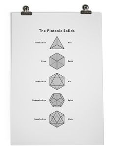 The Platonic Solids - substudio*design.media | Michael Paukner