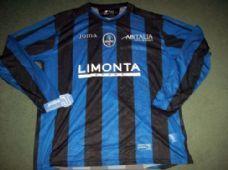 2007 2008 Pisa Calcio BNWT New L/s Adults XL Football Shirt Top Maglia Italy