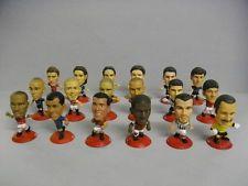 2002 WORLD CUP football player Figure 18pcs Coca Cola
