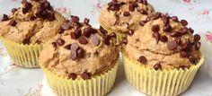 Les muffins c'est très bon mais aussi trés gras et trés sucré, les versions Healthy peuvent être décevantes: trop sèches, trop fades, j'avais déjà fait un test que je n'avais pas …