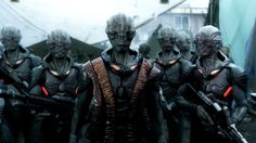 Alien Invasion: Documents show non-citizens are registering or voting by the thousands in two key swing states. Noah Wyle, Falling Skies, Alien Invasion, Swing State, Boardwalk Empire, On The Road Again, Alien Creatures, Sci Fi Books, Tv Episodes