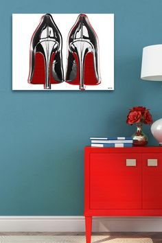 Secret Weapon Canvas Art by Oliver Gal Gallery on @HauteLook