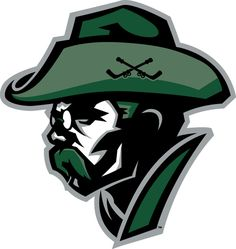 Cedar Rapids  RoughRiders Alternate Logo (2011) - Teddy Roosevelt logo