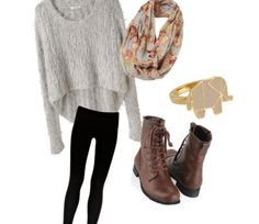 winter style for teens - Google Search