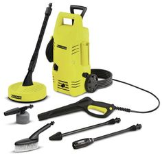 Karcher 1 601 608 0 75th Anniversary Special Edition 1600psi Electric Pressure Washer With Access Best Pressure Washer Electric Pressure Washer Pressure Washer