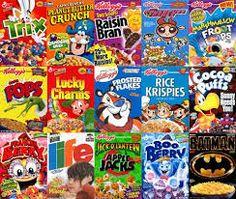 Kellogg's Cereals 3