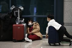 Chinas deadliest day yet pushes death toll past 1000  Travelers wearing masks are pictured at the Incheon International Airport in South Korea on January 27. Chung Sung-Jun/Getty Images  South Koreas Health Ministry has warned its citizens against traveling to six Asian nations including Japan Singapore Taiwan Thailand Malaysia and Vietnam due to fears over the coronavirus.  Citizens are recommended to minimize traveling to those countries to prevent bringing back novel coronavirus to South…