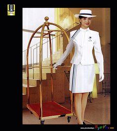 Hotel Porter Uniform