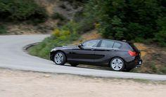 BMW Série 1 2015.