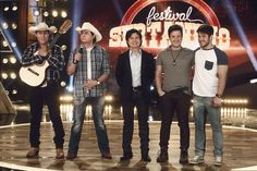 O 'Festival Sertanejo' é um concurso para revelar um novo talento da música