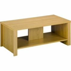 Buy Bailey Coffee Table - Oak Effect at Argos.co.uk - Your Online Shop for Occasional and coffee tables. Floating Nightstand, New Homes, Lights, Argos, Crafts, Nice Things, Stuff To Buy, Coffee Tables, Furniture