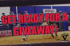 Get ready for a giveaway #Dubuque! Check out the #FiveFlagsCenter Facebook page for more details! #BigTimeBullRiding #AndersonWeberToyota #Iowa