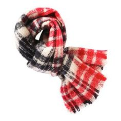 Inspired from a fellow blogger, the JOE FRESH blanket scarf is a must-have for this week!