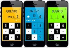 Quento dla iPhone'a i iPada czyli gra w dodawanie i odejmowanie.