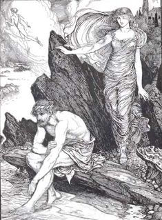 6) Calypso kept Odysseus captive for many years, and Odysseus basicaly cheated on his wife who was faithful to him always