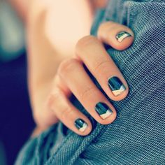 nail art, for short nails