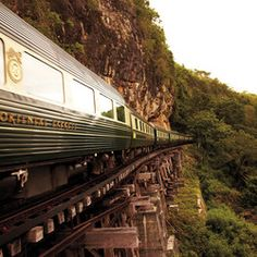 Eastern & Oriental Express, South-East Asia