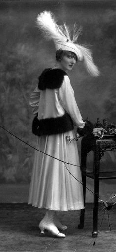 Fashion - 1915 ~ETS #greathats