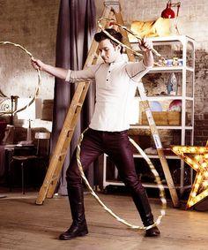 Chris Colfer  as Kurt Hummel