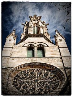 Iglesia de Sta Eulalia, Palma. Mallorca
