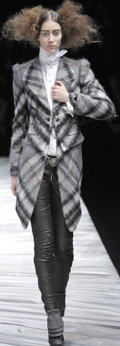 Alexander McQueen Ready To Wear Autumn 2008