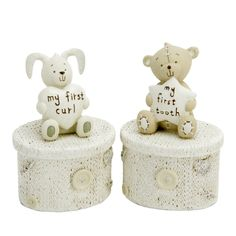 Button Corner Resin 1st Tooth And 1st Curl Set - WCG752