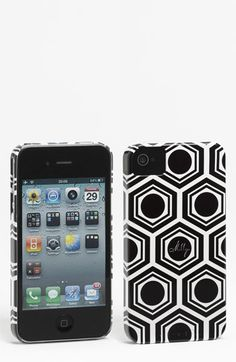 Milly 'Geo Print' iPhone 4 & 4S Case | #Nordstrom #falltrends