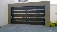 sectional garage door frosted windows - Google Search