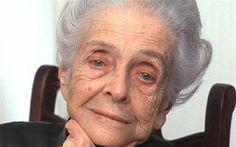 El 22 de abril cumple 100 años Rita Levi-Montalcini. La científica italiana, premio Nobel de Medicina, soltera y feminista perpetua ...