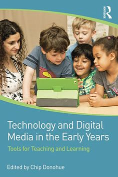 Karen Nemeth wrote a chapter in this book about using technology as a teaching tool for young dual language learners. tech_early_years_cover