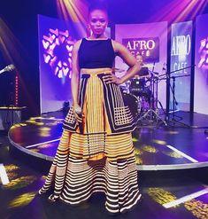 Zulu Traditional Attire, African Fashion Traditional, African Inspired Fashion, Traditional Dresses, Xhosa Attire, African Attire, Wedding Inspiration, Style Inspiration, Kitenge