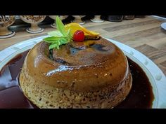 YouTube Microwave, Deserts, Pudding, Sweets, Cake, Food, Manhattan, Youtube, World