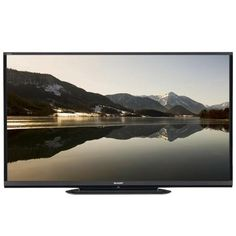 The Sharp® features the Aquos® LED Display with advanced pixel structure for the most breathtaking HD images and a 3 million: 1 dynamic contrast ratio. This Aquos TV. Illusion, 32 Inch Tv, Huge Tv, Liquid Crystal Display, 3d Tvs, Flat Panel Tv, Led Panel, Surround Sound, Old Models