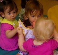 Do toddlers like to learn rules and follow directions? Are they capable of restraint, making decisions, self-discipline, patience, even unsolicited acts of kindness? Seeing is believing. In this brief video, not just one, but five extraordinary 14 t