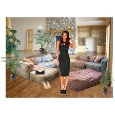 """my living room"" by megi-star on Polyvore"